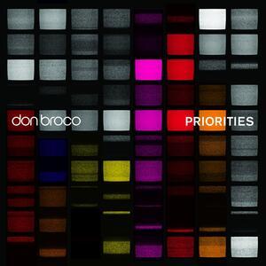 Priorities - CD Audio di Don Broco
