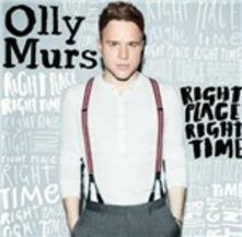 Right Place Right Time - CD Audio di Olly Murs