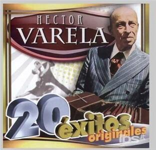 20 Exitos originales - CD Audio di Hector Varela