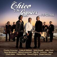 And Friends - CD Audio di Chico & the Gypsies
