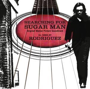 Searching for Sugar Man (Colonna Sonora) - CD Audio di Rodriguez