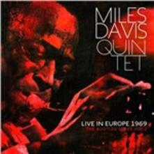 Live in Europe 1969. The Bootleg Series vol.2 - CD Audio + DVD di Miles Davis
