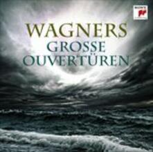 Grosse Ouverturen - CD Audio di Richard Wagner