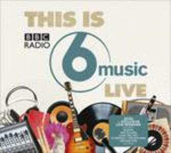 This Is Bbc Radio 6 - CD Audio