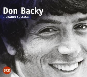 Don Backy - CD Audio di Don Backy