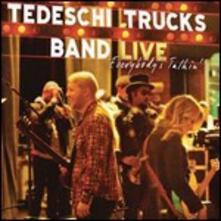 Everybody's Talkin' - CD Audio di Tedeschi Trucks Band