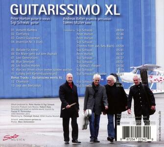 Guitarissimo xl - CD Audio di Peter Horton - 2