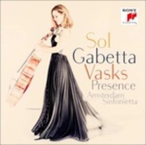 Presence - CD Audio di Peteris Vasks,Sol Gabetta,Amsterdam Sinfonietta