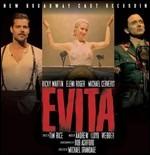 Cover CD Evita