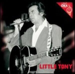 Un'ora con... - CD Audio di Little Tony