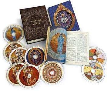 Hildegard Von Bingen. The Complete Edition - CD Audio di Hildegard von Bingen,Sequentia - 2