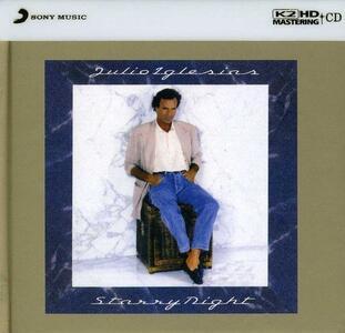 Starry Night - CD Audio di Julio Iglesias