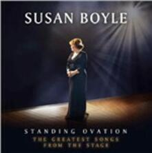 Standing Ovation. The Greatest Songs from the Stage - CD Audio di Susan Boyle