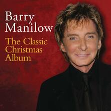 Classic Christmas Album - CD Audio di Barry Manilow