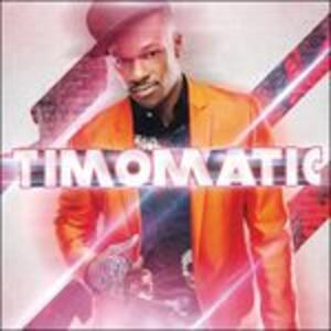 Timomatic - CD Audio di Timomatic