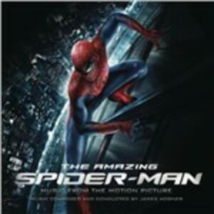 The Amazing Spider-Man (Colonna Sonora) - CD Audio di James Horner