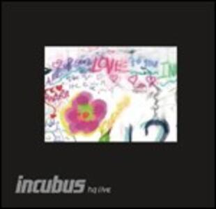HQ Live - CD Audio + DVD di Incubus
