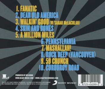 Fanatic - CD Audio di Heart - 2