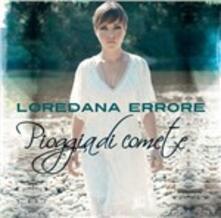 Pioggia di comete - CD Audio di Loredana Errore