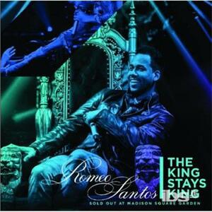 King Stays King - CD Audio di Romeo Santos