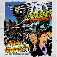 Music from Another Dimension! - CD Audio di Aerosmith