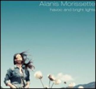 Havoc and Bright Lights - CD Audio di Alanis Morissette