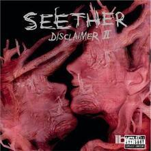 Disclaimer ii - CD Audio di Seether