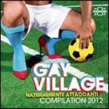 Gay Village Compilation 2012 - CD Audio