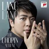 CD The Chopin Album Fryderyk Franciszek Chopin Lang Lang