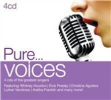 Pure... Voices - CD Audio