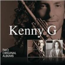 At Last... The Duets Album - Breathless - CD Audio di Kenny G