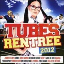 Tubes Rentree 2012 - CD Audio