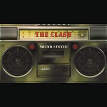 Sound System (Box Set) - CD Audio + DVD di Clash