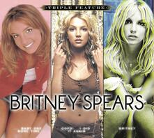 Triple Feature: Britney Spears - CD Audio di Britney Spears