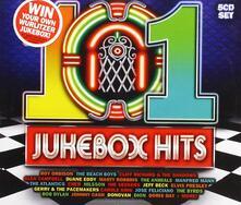101 Jukebox Hits - CD Audio