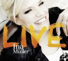 Live - CD Audio di Ina Müller