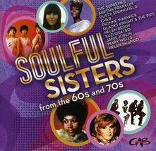 Soulful Sisters From - CD Audio