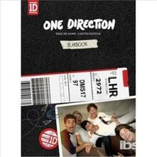 Take Me Home. Yearbook Edition (Canadian) - CD Audio di One Direction