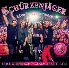Es Ist Wieder Schuerzenja - CD Audio di Schürzenjäger