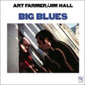 Bigger Than the Beatles Main Man Record - Vinile LP di Jim Hall,Art Farmer
