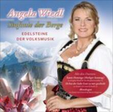 Sinfonie Der Berge - CD Audio di Angela Wiedl