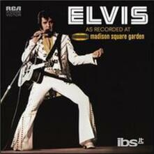 Elvis: As Recorded At Madison Square Garden - Vinile LP di Elvis Presley