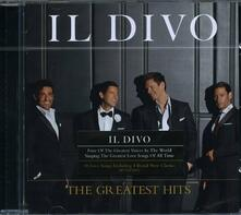 The Greatest Hits - CD Audio di Il Divo
