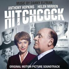Hitchcock (Colonna Sonora) - CD Audio di Danny Elfman