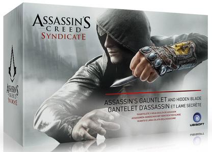 Giocattolo A. Creed Syndicate Guanto e Lama Celata Ubisoft 0