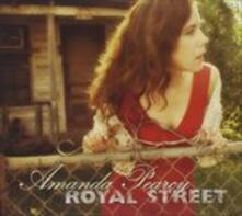Royal Street - CD Audio di Amanda Pearcy