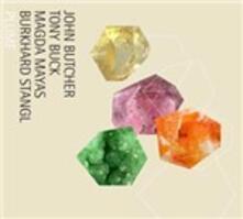 Plume - CD Audio di Tony Buck,John Butcher,Magda Mayas