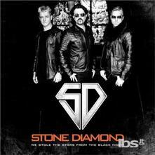 We Stole The Stars From The Black Night - CD Audio di Stone Diamond