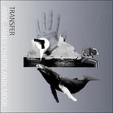 Transfer - CD Audio di Anne-James Chaton