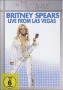 Britney Spears. Live From Las Vegas - DVD